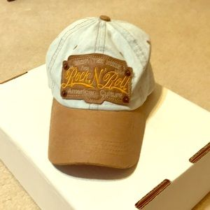 Kbethos rock & roll American Culture hat